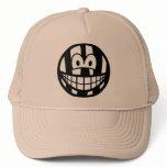 Zebra smile   caps_and_hats