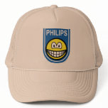 Philips smile Let's make things smile  caps_and_hats