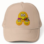 Single father emoticon   caps_and_hats