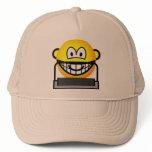 Treadmill emoticon   caps_and_hats