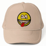Crazy smile   caps_and_hats