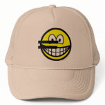 Euro symbol smile   caps_and_hats