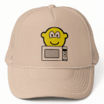 Microwaving buddy icon   caps_and_hats