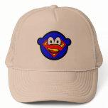 Superman buddy icon Logo  caps_and_hats
