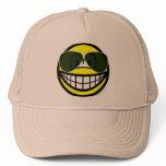Aviators smile Sunglasses   caps_and_hats
