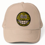 Finger print smile   caps_and_hats