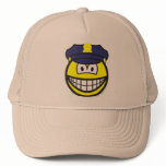 Cop smile   caps_and_hats
