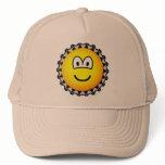Bottle cap emoticon   caps_and_hats