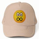 Infinite emoticon   caps_and_hats