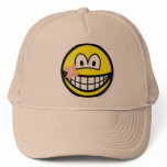 Plaster smile   caps_and_hats