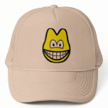 Camel smile   caps_and_hats