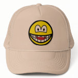 Kissing smile   caps_and_hats