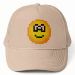 Pixel emoticon   caps_and_hats