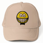 Bow tie smile   caps_and_hats
