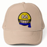 Blue belt smile   caps_and_hats