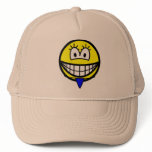 Thong smile   caps_and_hats
