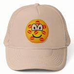 Kisses emoticon   caps_and_hats