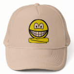Yoga smile   caps_and_hats