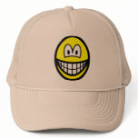 Thin smile   caps_and_hats