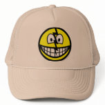 Cracked smile   caps_and_hats
