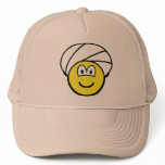 Turban buddy icon   caps_and_hats