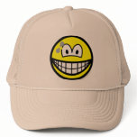 Pierced smile   caps_and_hats