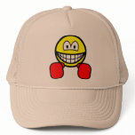 Boxing smile   caps_and_hats