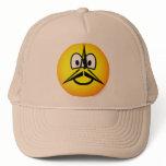 Mercedes emoticon   caps_and_hats