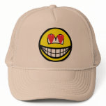 Smile in love   caps_and_hats