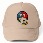 Pie chart smile Highlighted  caps_and_hats