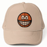 Basketball smile   caps_and_hats