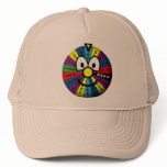 Wheel of fortune emoticon   caps_and_hats