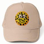 Cheetah emoticon   caps_and_hats