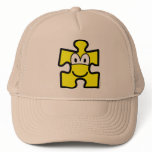 Jigsaw piece buddy icon   caps_and_hats