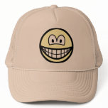 Pale smile   caps_and_hats