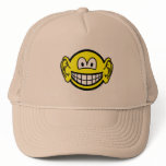 Ears smile Big  caps_and_hats
