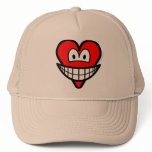 Heart smile   caps_and_hats