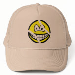 Tennisball smile   caps_and_hats