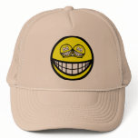 Smile eyed smile   caps_and_hats