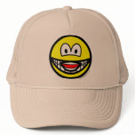 Laughing smile   caps_and_hats