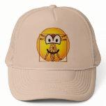 Vitruvian Man emoticon Da vinci  caps_and_hats