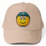 UN soldier emoticon   caps_and_hats