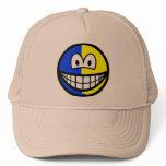Braveheart smile   caps_and_hats
