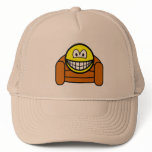 Armchair smile   caps_and_hats