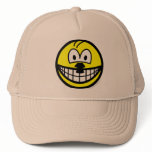 Hitler smile   caps_and_hats