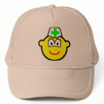 Pharmacist buddy icon   caps_and_hats