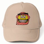 Jordan head cap smile   caps_and_hats