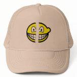 Broken smile   caps_and_hats