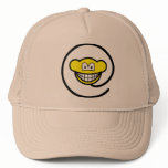 Web monkey smile   caps_and_hats