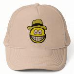 Van Gogh smile   caps_and_hats
